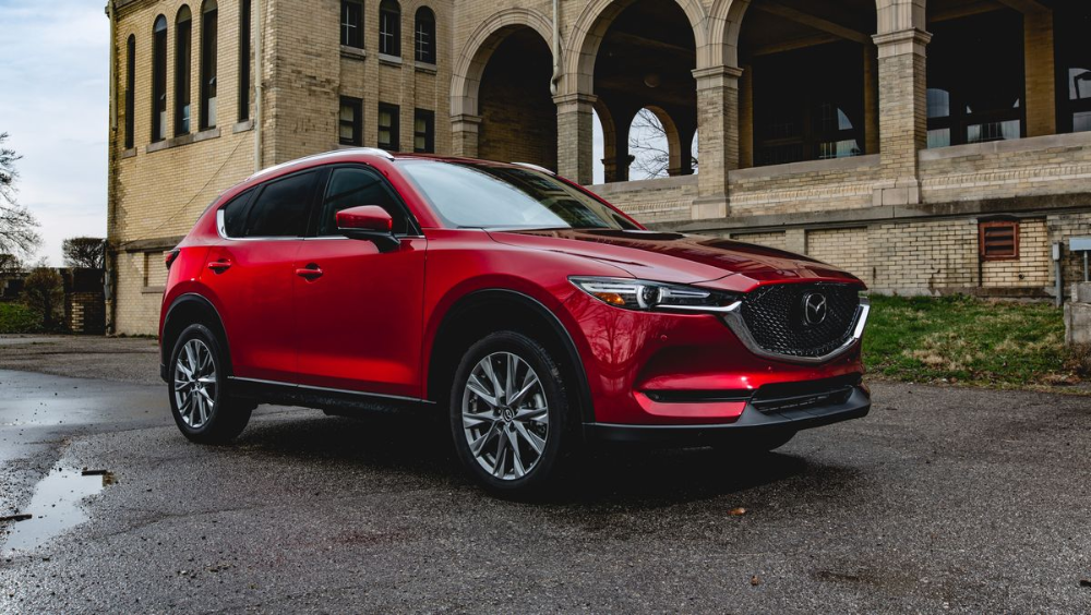 2021 Mazda Cx 5 Review Pricing And Specs Mazda Cx5 Bmw Suv Mazda