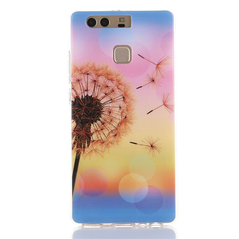 coque huawei p9 lite animaux silicone