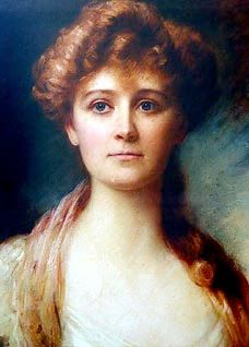 """Frances Evelyn Greville, Countess of Warwick. Known as Daisy to her friends, and yes, the song """"Daisy, Daisy"""" was written about her. Socialite and royal mistress turned socialist. Her life would make a great movie."""