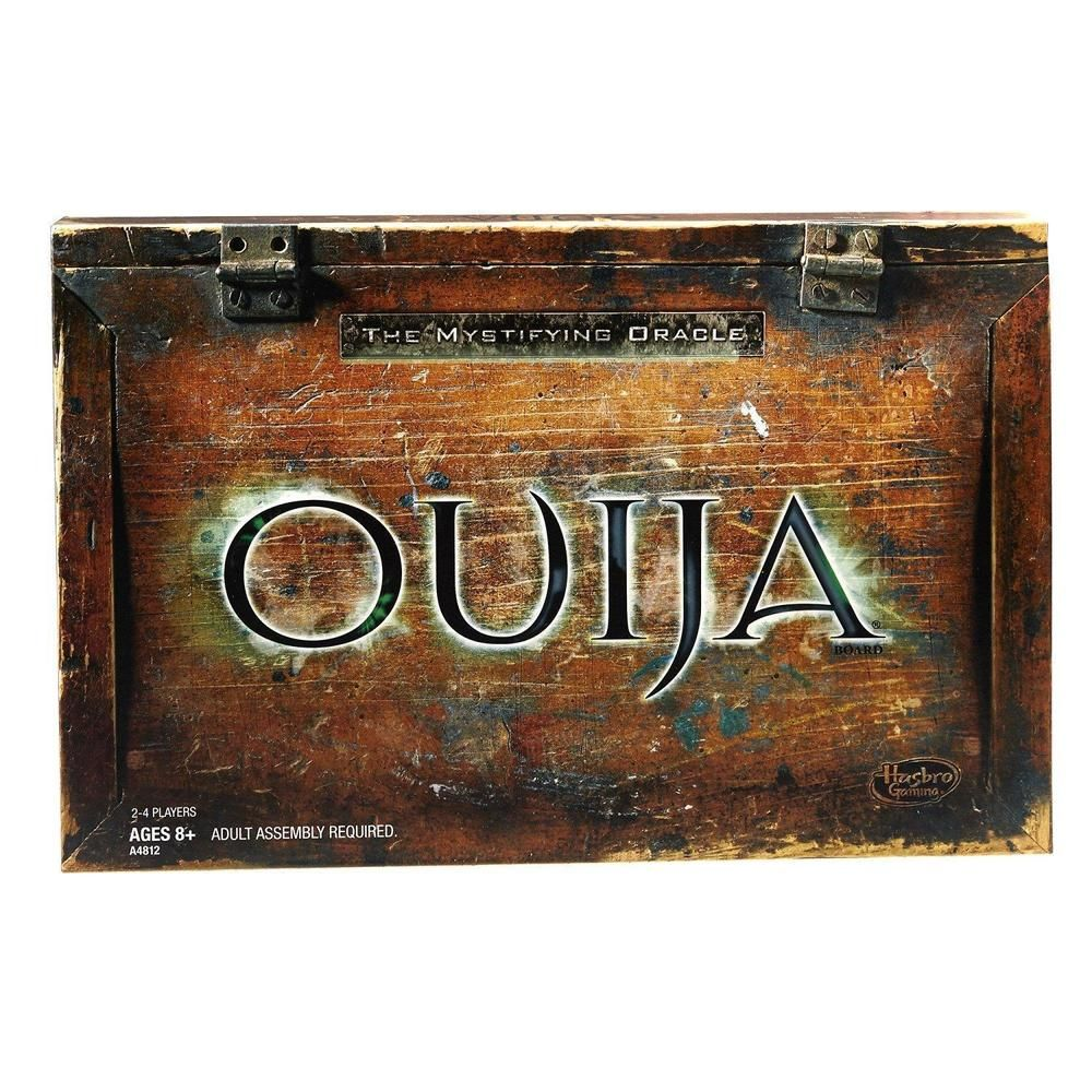 [SEALED] Vintage Look Ouija Board Game Planchette Guide