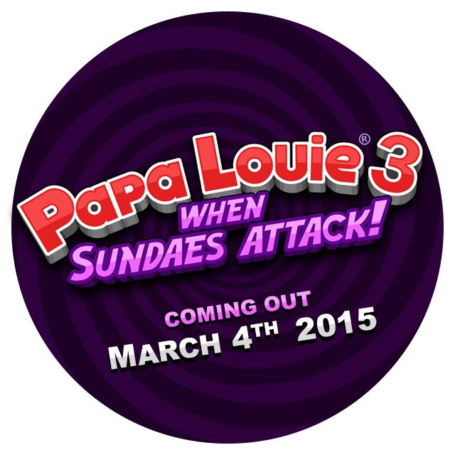 Papa Louie 3 Coming Out March 4th Preview Flipline Studios Blog Papa Louie Coming Out