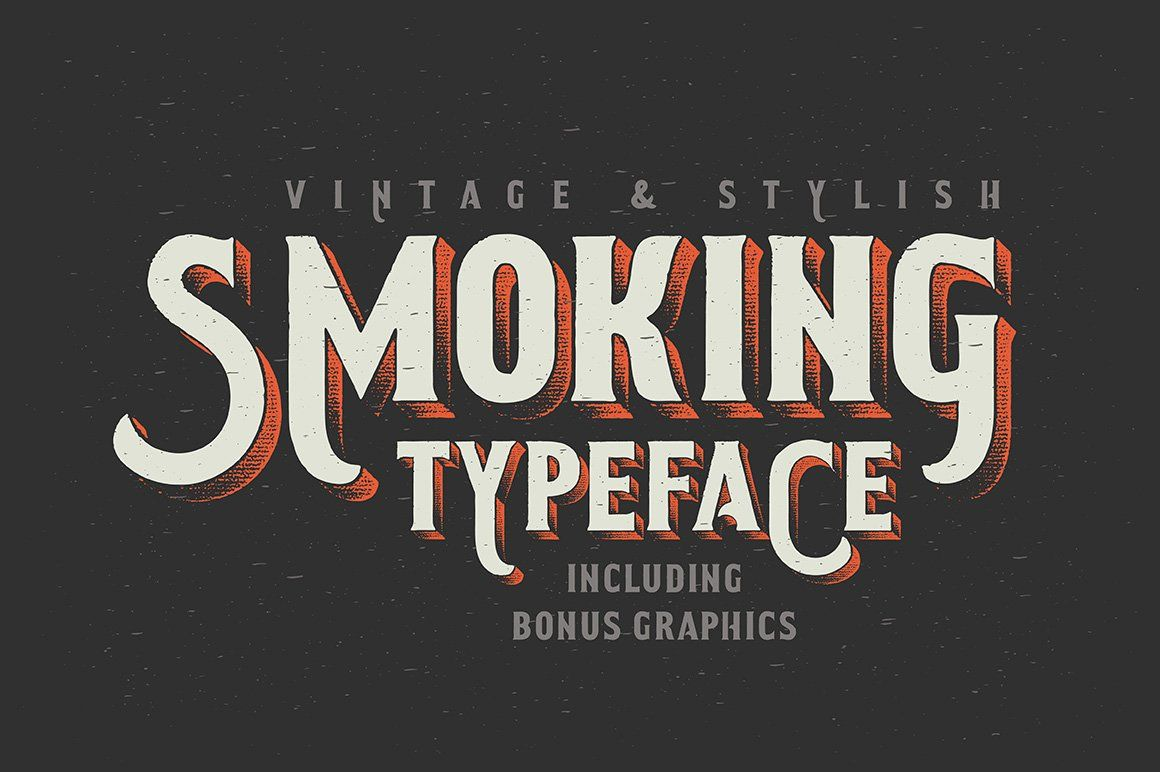 Hello Introducing Another One Vintage Western Font I Ve Made A Separated Font Files For Base Font And A Textured Volume Effec In 2020 Western Font Typeface Lettering