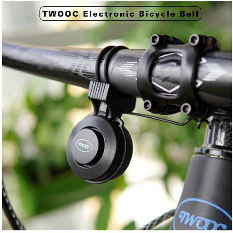 Metal Kids Handlebar Bicycle Bell Bike Kid Cycling Bell Ring Sound Green