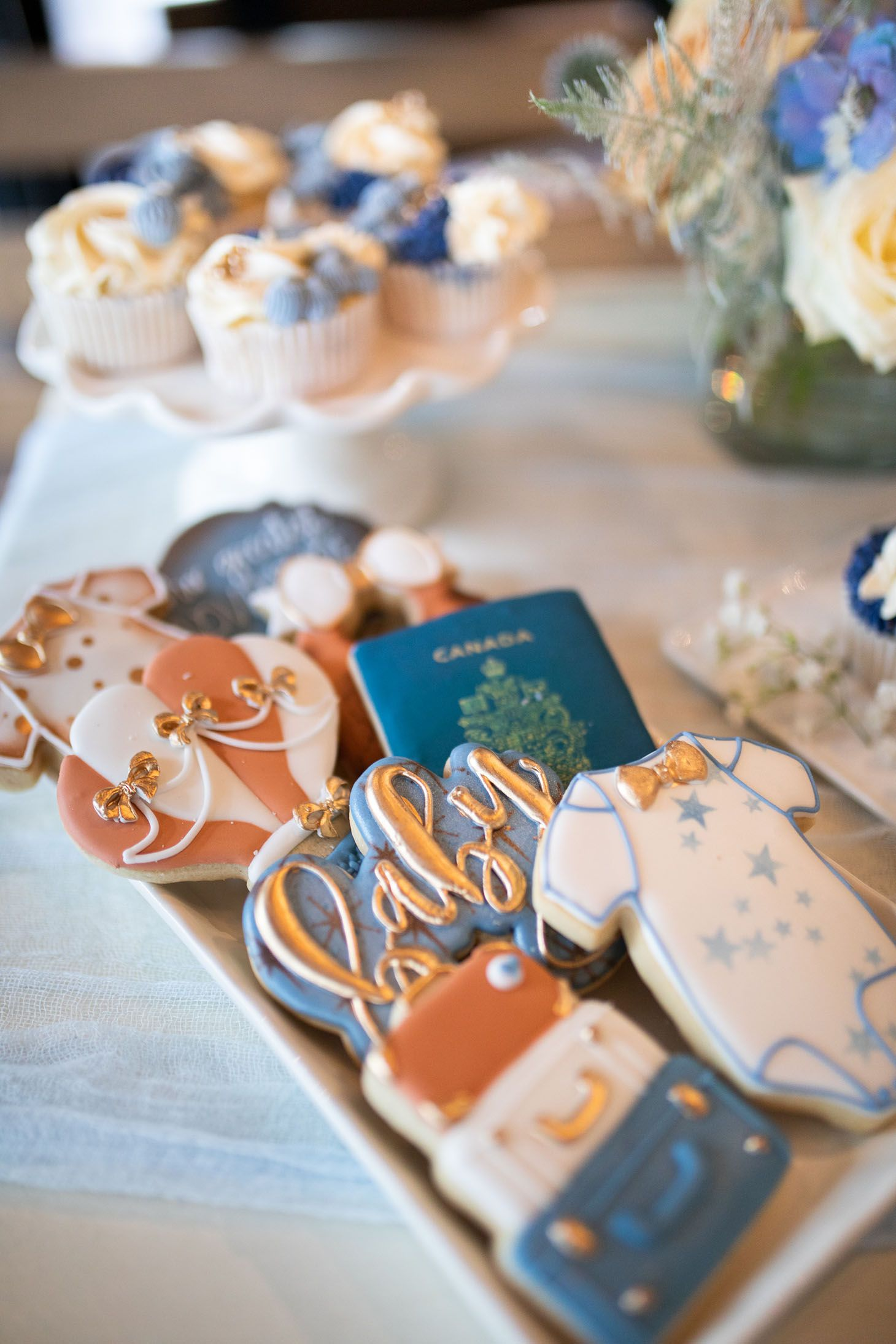 Oh The Places You'll Go: Baby Shower