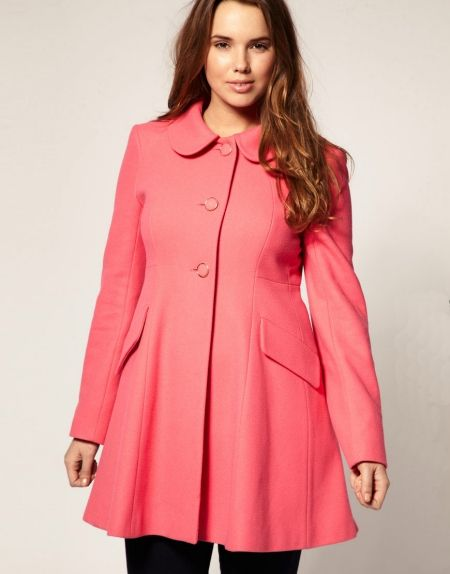 plus size coats for women | The COLLEZIONE Plus Size Faux Leather ...