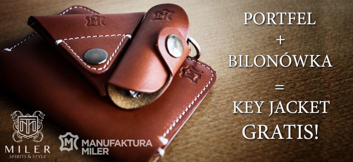 ec3ad59ab807b Skórzany portfel bez podszewki   9733 Gentleman s Choice