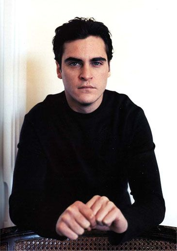 "Joaquin Phoenix- ""I don't believe in god. I don't believe in an afterlife. I don't believe in soul. I don't believe in anything. I think it's totally right for people to have their own beliefs if it makes them happy, but to me it's a pretty preposterous idea."""