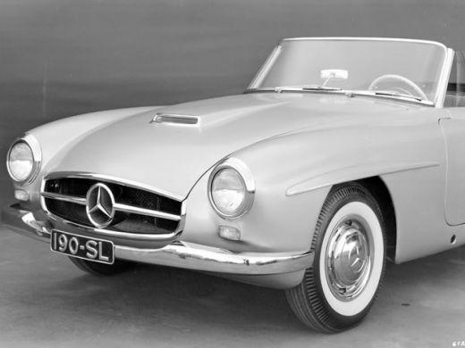 1954 190 sl prototype mercedes benz 190 sl auto passion mercedes benz 190 mercedes benz. Black Bedroom Furniture Sets. Home Design Ideas