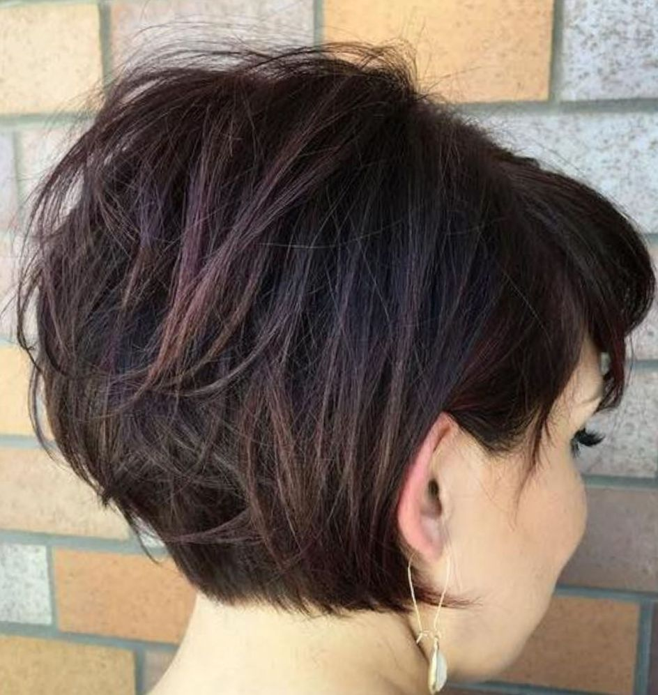 Nose piercing day 3   Classy Short Haircuts and Hairstyles for Thick Hair in