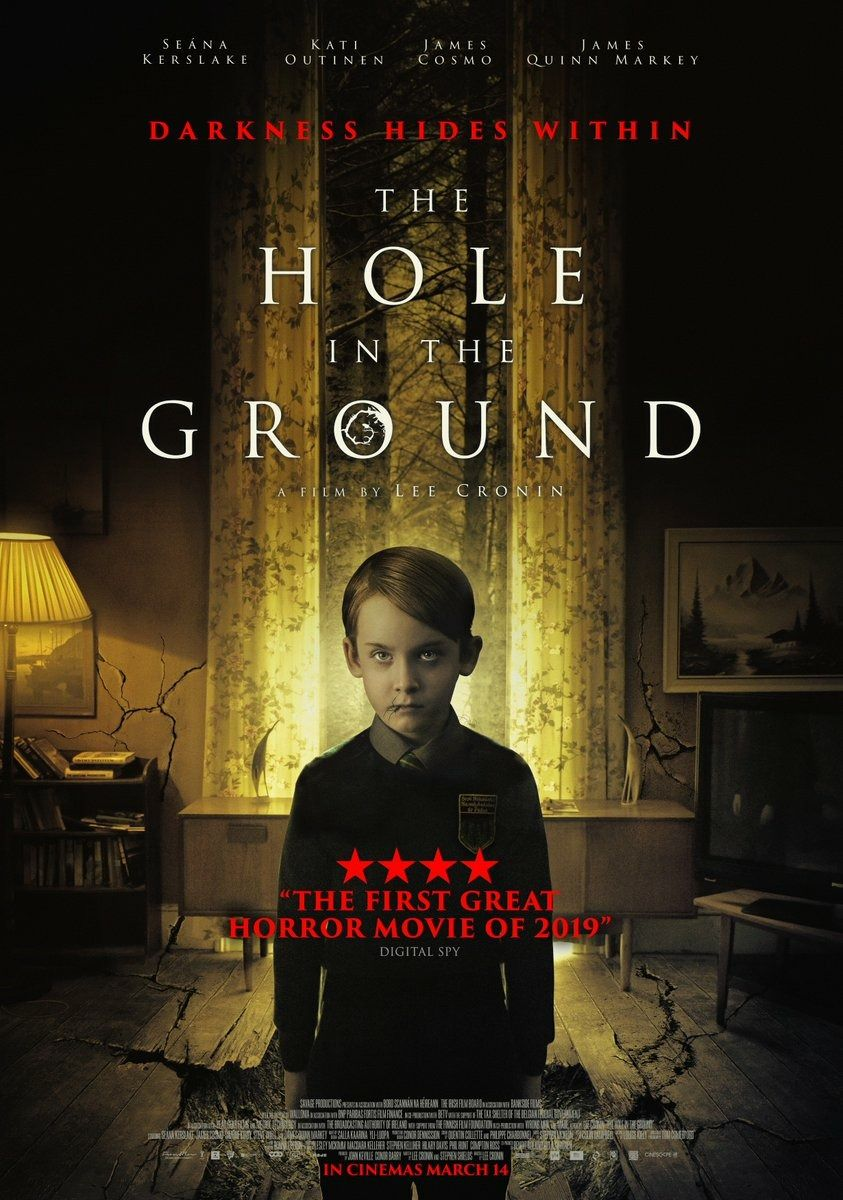 The Hole In The Ground 2019 Movie In 2019 Movie Posters