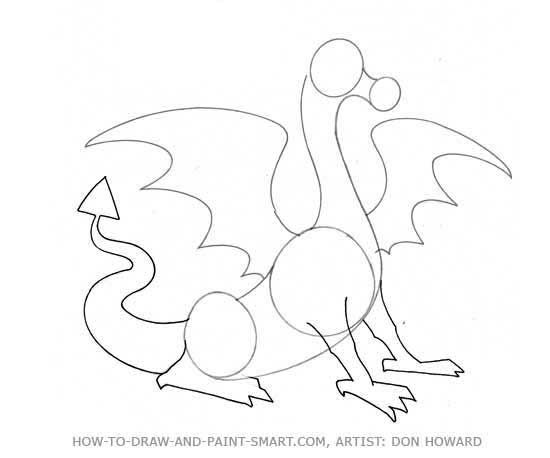 How to draw a dragon classroom pinterest dragons drawings how to draw a dragon ccuart Choice Image