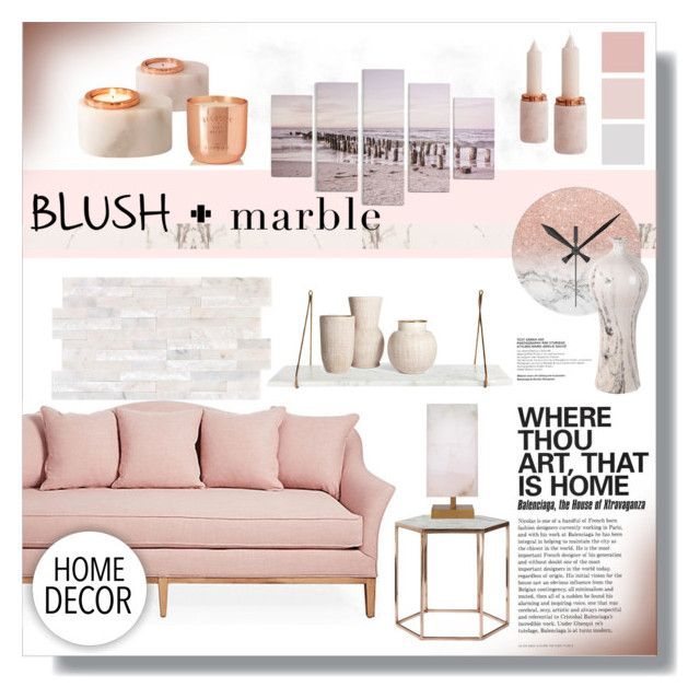 By Wafa Lachaal On Polyvore Featuring Interior, Interiors