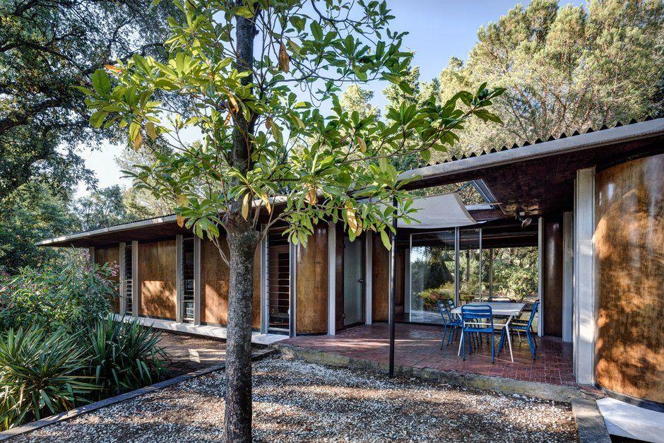 pingl par guizzo maurice sur architecture pinterest architecture et villa. Black Bedroom Furniture Sets. Home Design Ideas