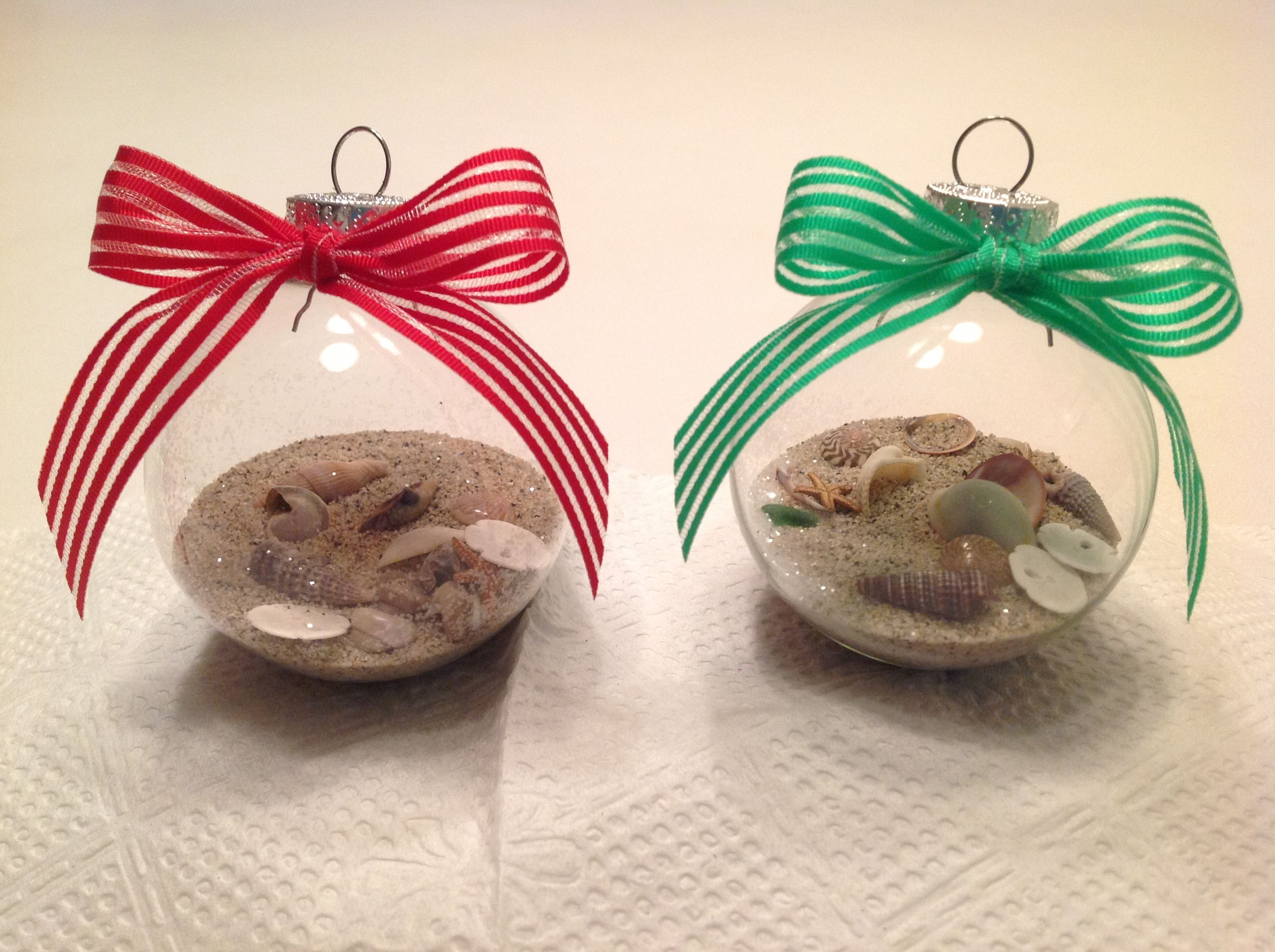 Christmas in July party favors. Christmas in australia