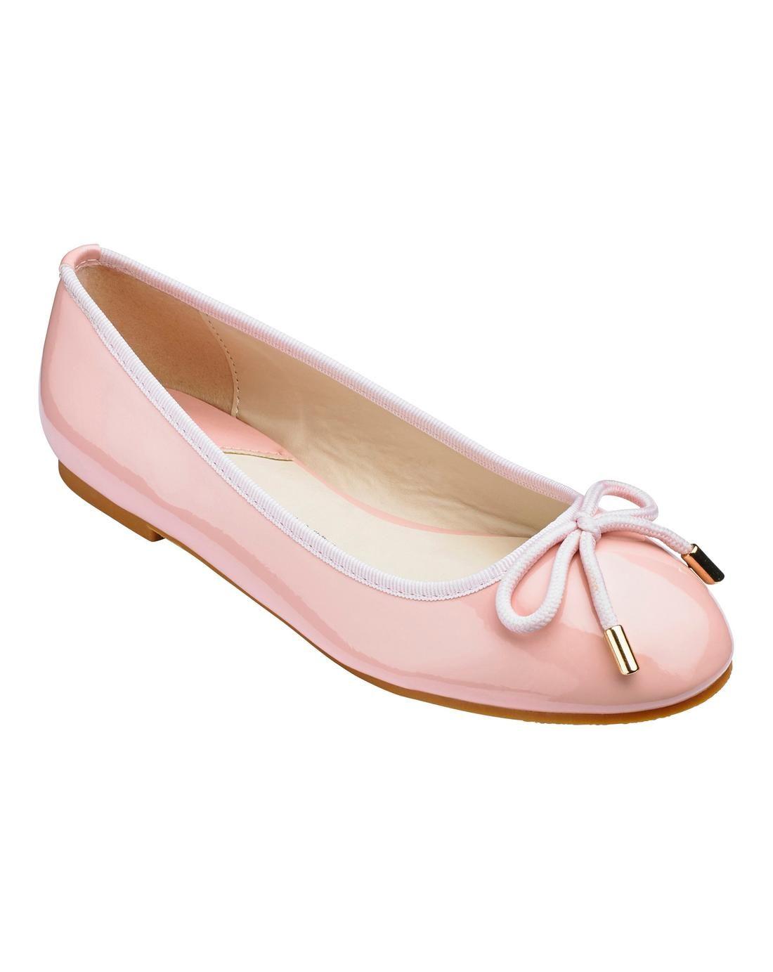 Heavenly Soles Ballerina Shoes