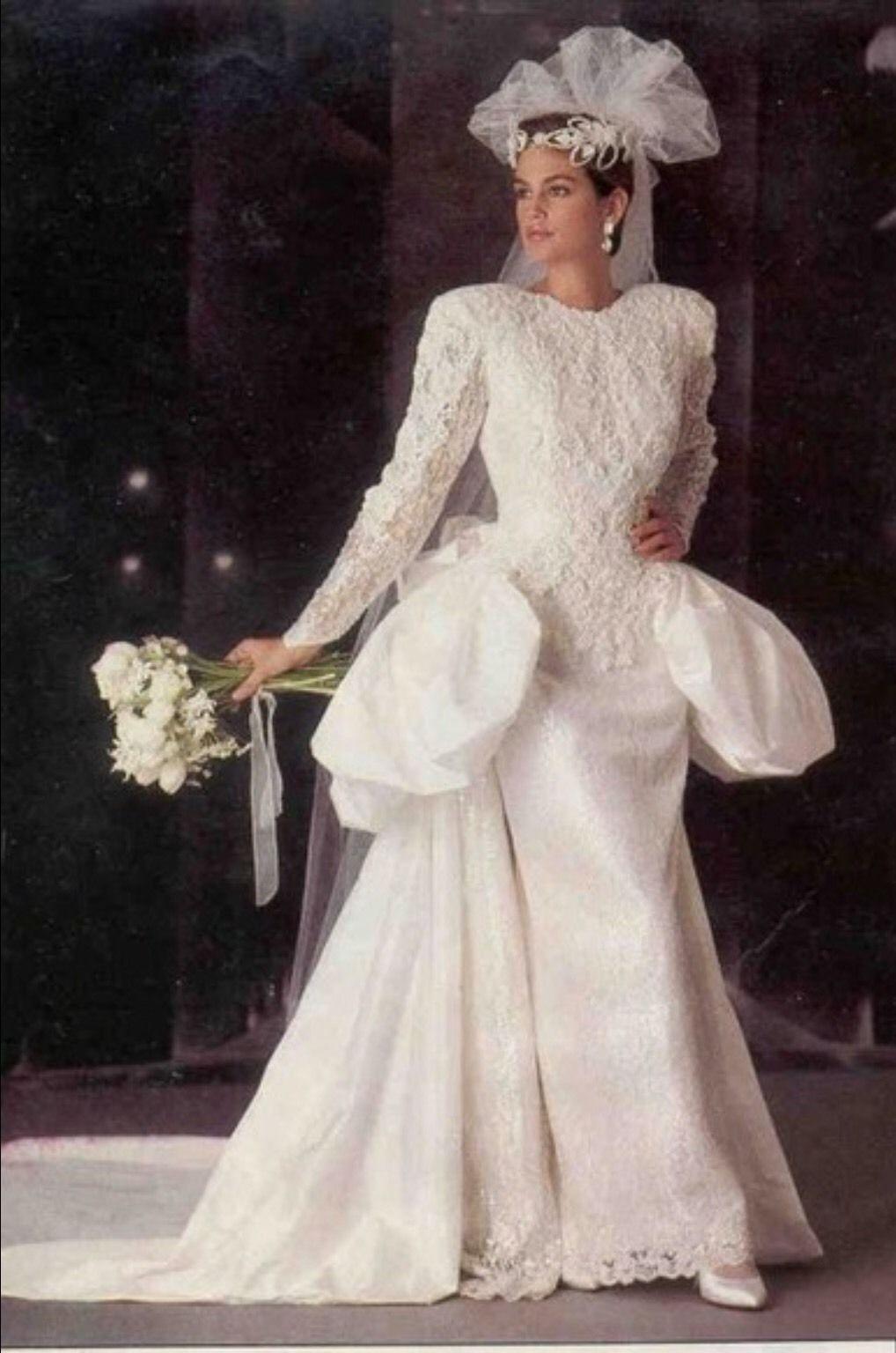 Vintage Illissa for Demetrios Wedding Gown | Pinterest | Cindy ...