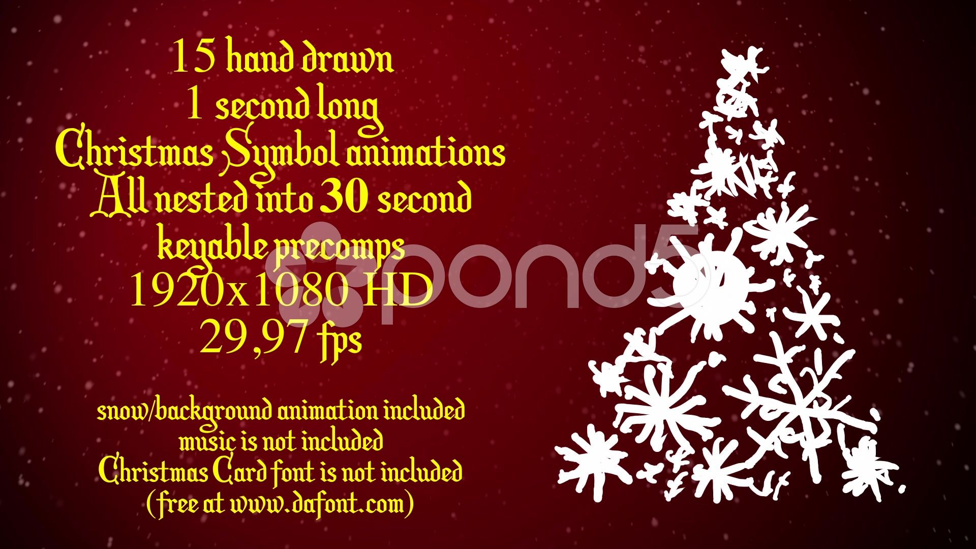 15 Christmas Trees Stock After Effects Ad Christmas Trees Effects Stock 15 Christmas Christmas Tree Christmas