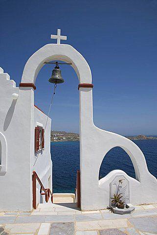 Greek church photography Greece photos travel prints Paros Greece wall art photography Greek decor Greek islands church print