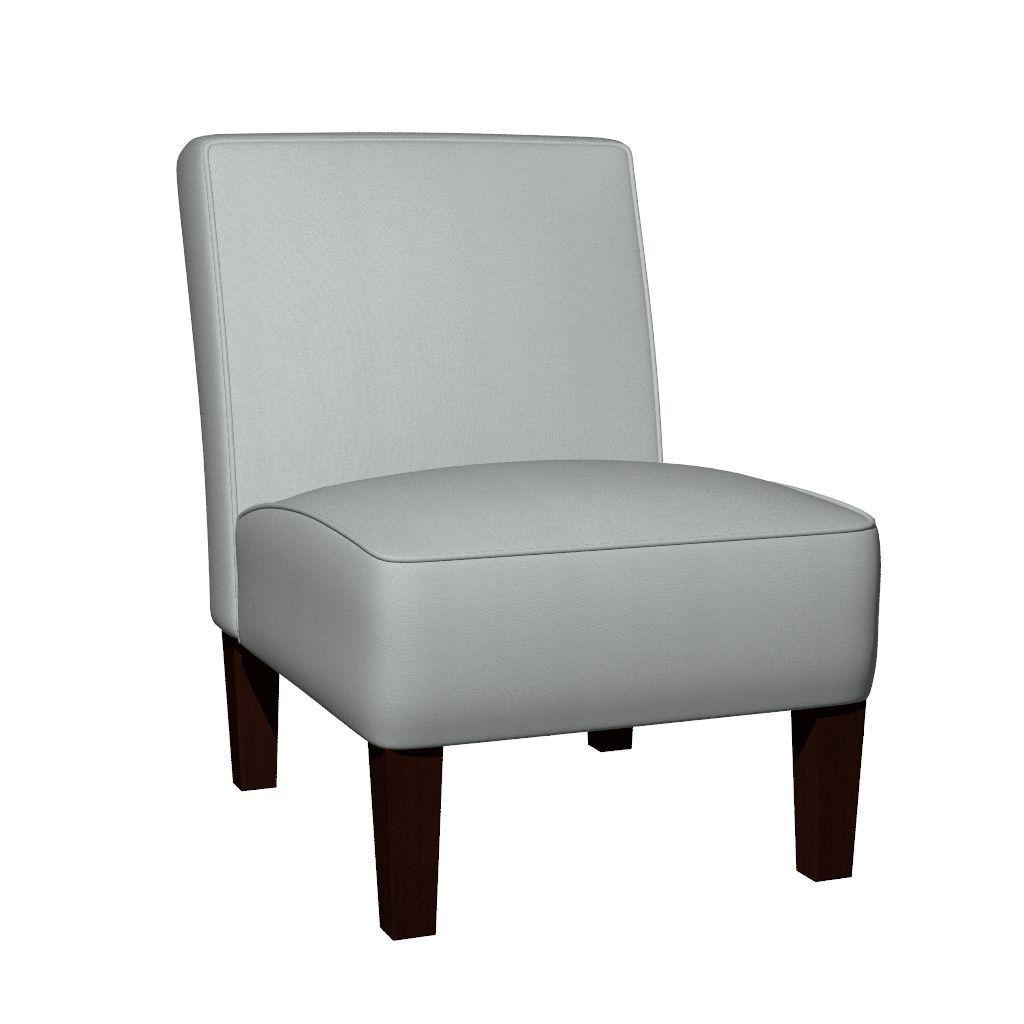 Flame Slipper Chair