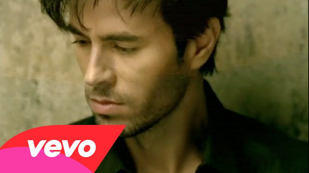"Enrique Iglesias says; ""You hit me like a Heart attack ..."