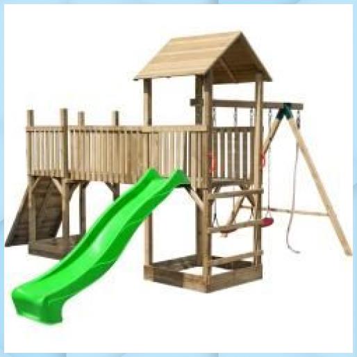 Spielturm Mit Schaukel Rutsche Und Kletterwa Miniatur Garten Herbst Spielturm Mit Schaukel Rutsche Und K Pfahlbau Doppelschaukel Spielturm Mit Schaukel