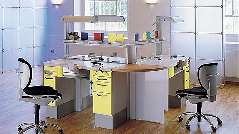 Other-Products Laboratory-Products Lab-Furniture MASTERspace-Line Function-Design-packages masterspace_header - KaVo Dental