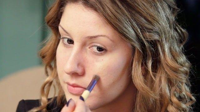 Como esconder Espinhas e Acne com a Maquiagem