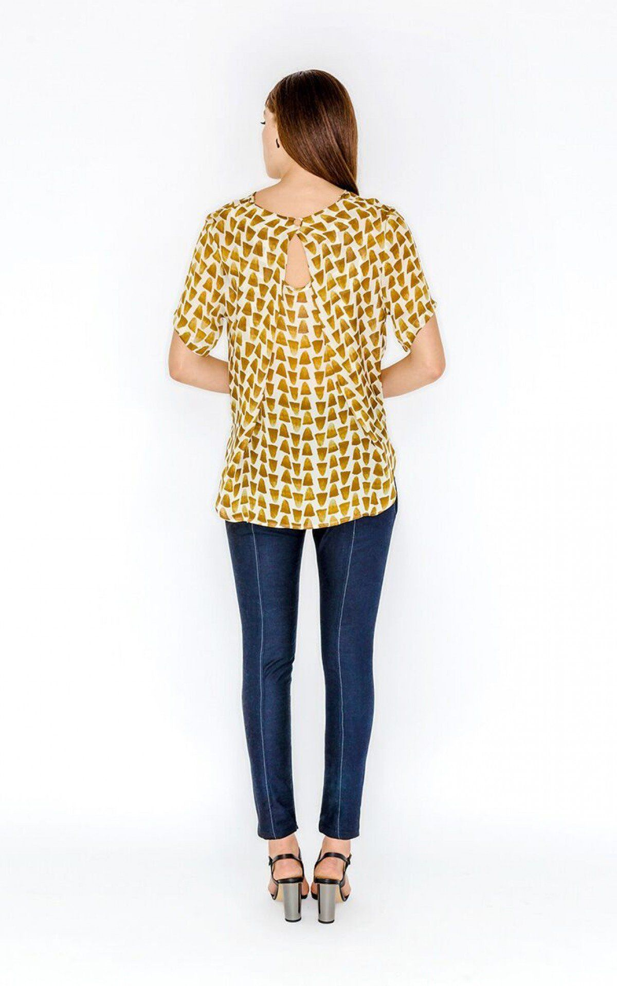 84420a4ea80a6 Papercut Kobe Dress  Top Pattern - Harts Fabric