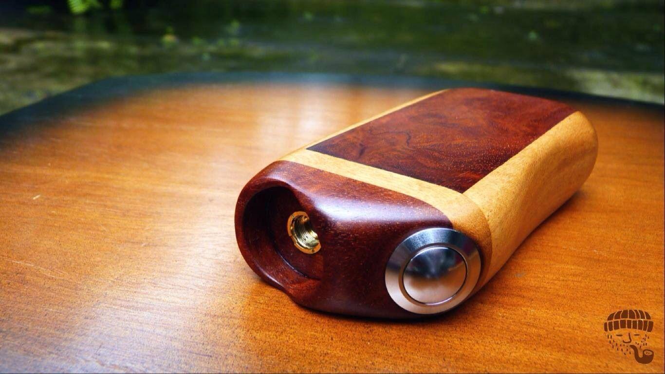 wooden box mod vape pinterest vape and vaping. Black Bedroom Furniture Sets. Home Design Ideas