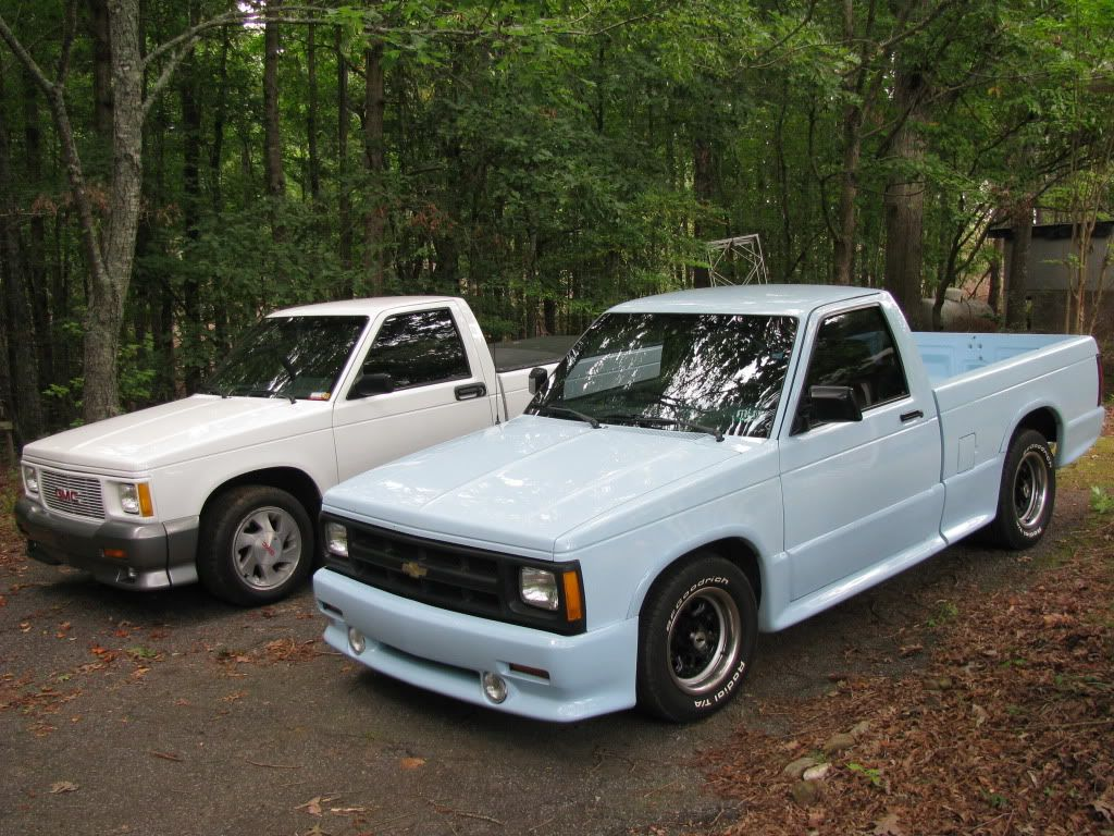 Syclone cameo chevy s10guy
