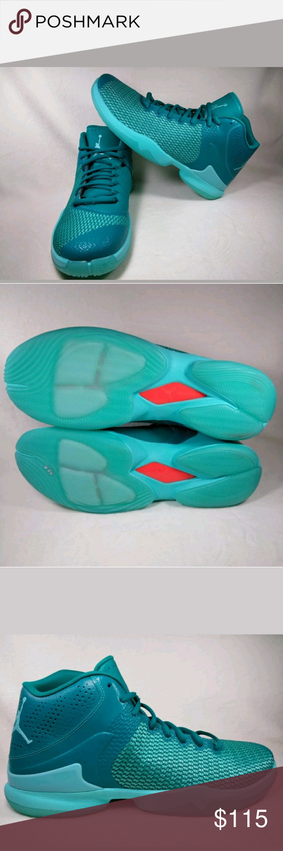 30bc2b1a184117 Jordan Super.Fly 4 PO Basketball Shoe Size 13 Teal Brand new.No box.Size 13.Never  been worn.Size hard to find. Jordan Shoes Sneakers