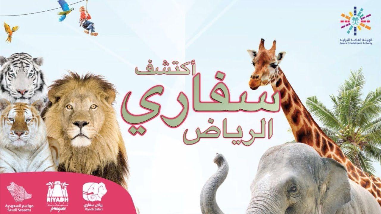 Riyadh Safari Riyadh Season 2019 Animals Riyadh Safari