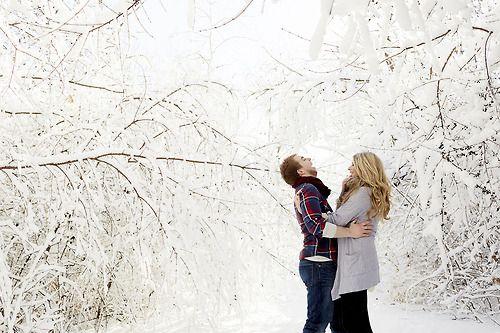 Winter Engagement - Shawn & Cait