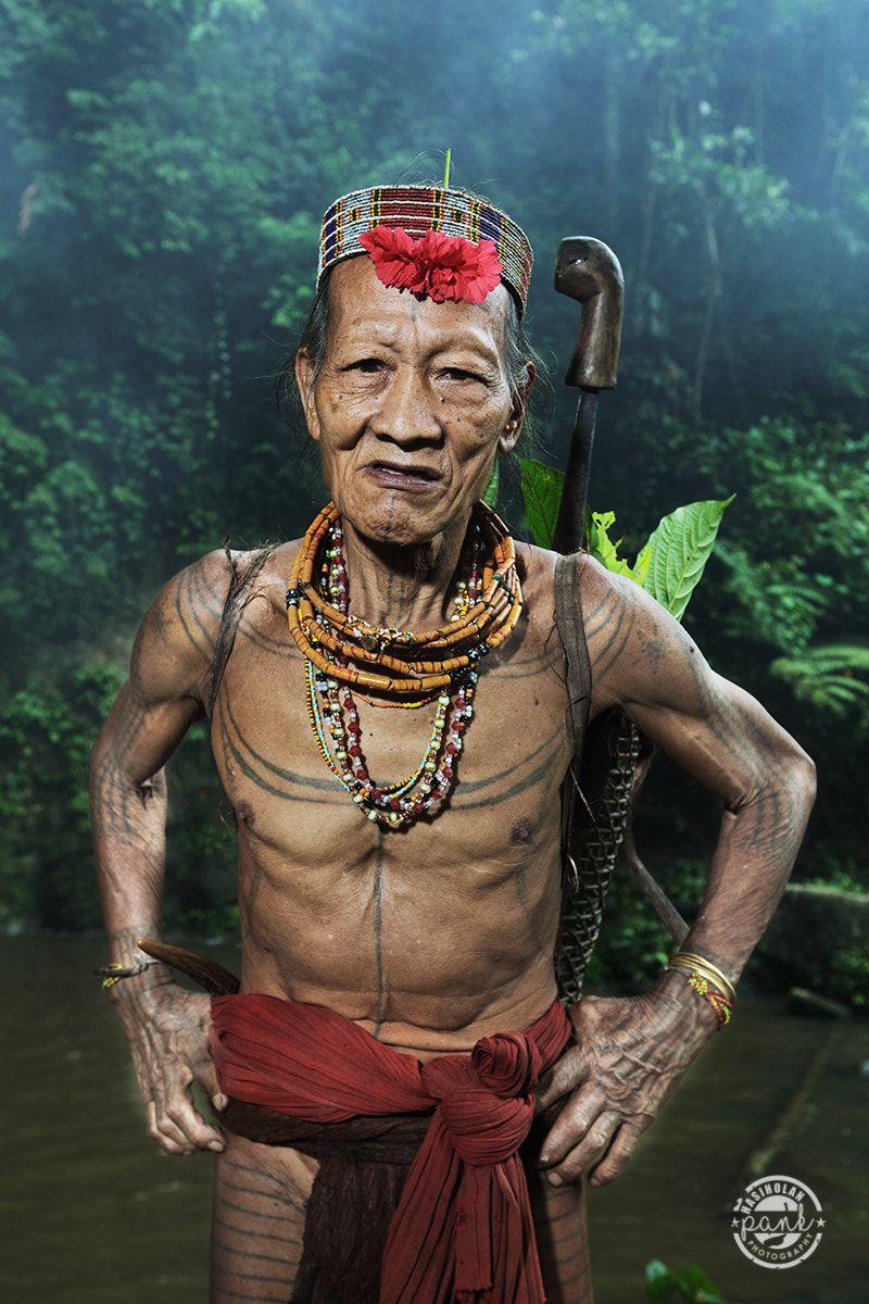 The Old Man Siberut Tribe Old Men Old Things Man