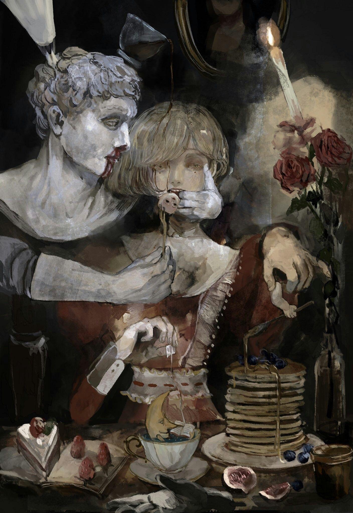 「Digital painting」おしゃれまとめの人気アイデア|Pinterest|Cvxvhn Ngjnnn