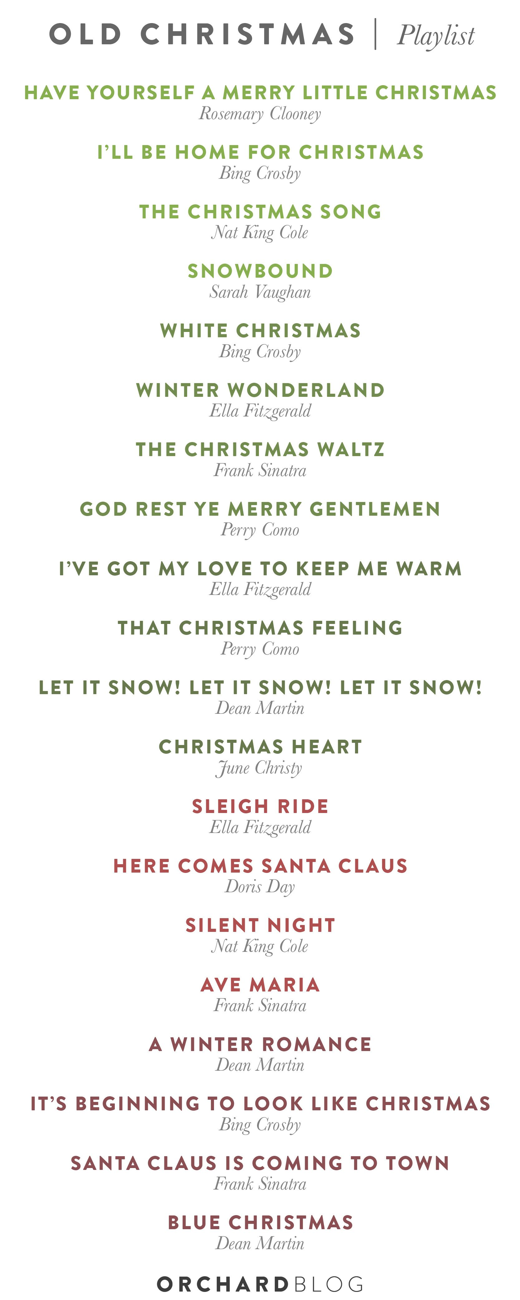 Our Old Fashion Jazzy Christmas Playlist | Music | Pinterest ...