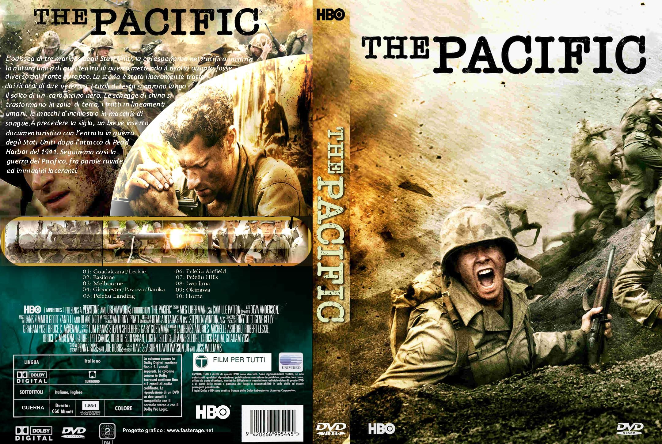 COVERS.BOX.SK ::: The Pacific [imdb-dl5] - high quality DVD ...
