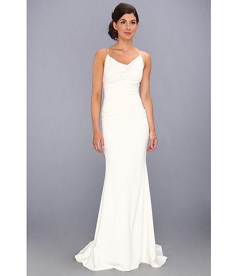 Nicole Miller Tara Bridal Gown Used Wedding Dresses Bridal