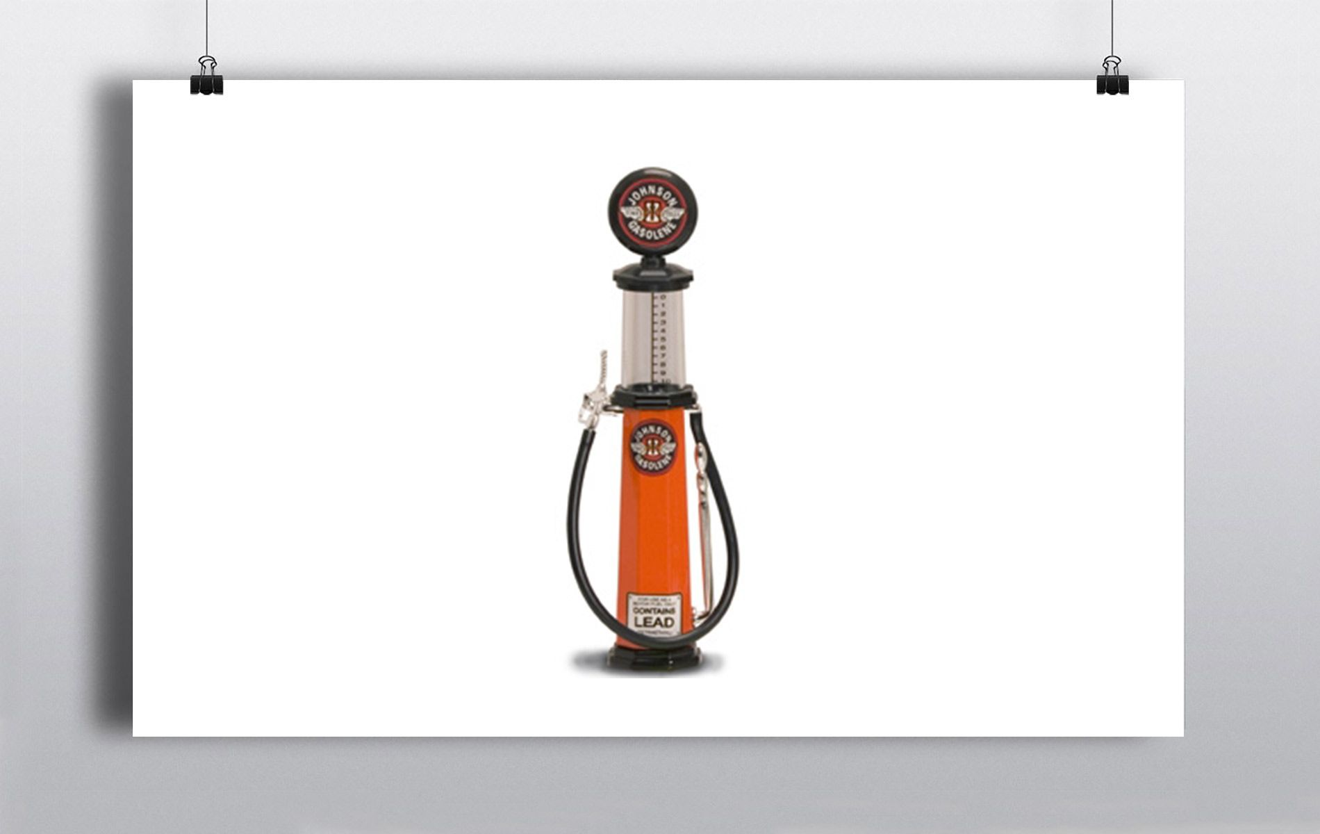American replica petrol pump measuring 230cm in Height http://www.prophouse.ie/portfolio/gasoline-pump/