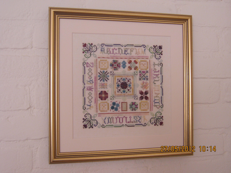 Indigo Rose  Design : Catherine Agnes