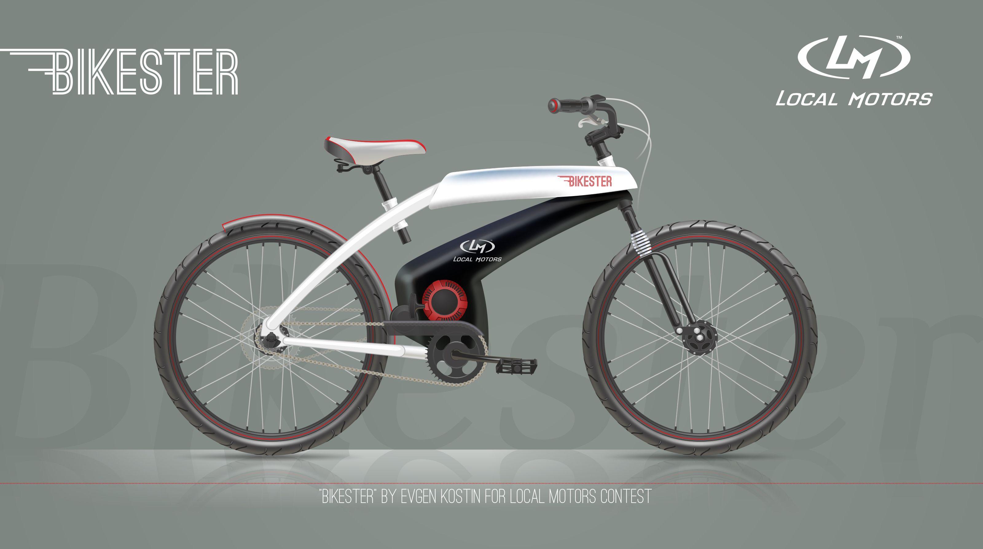 Bikester @ The Forge by Eugene Kostin