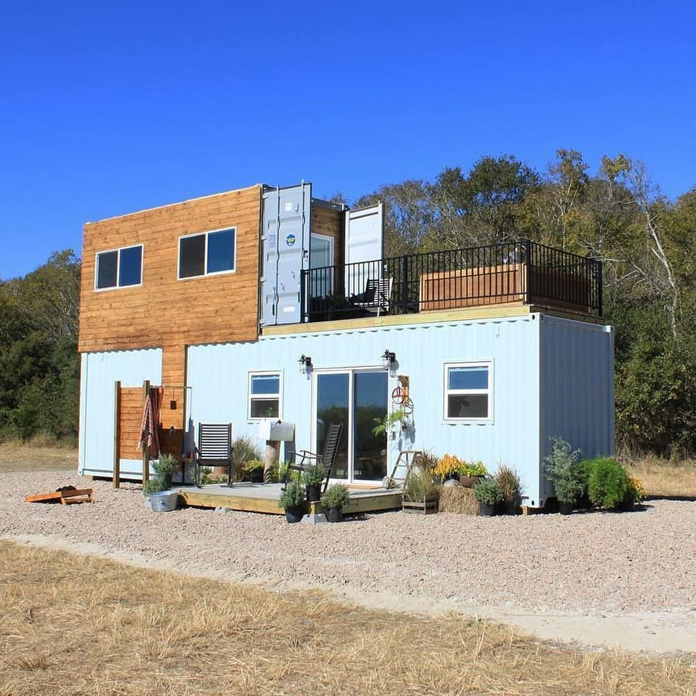 Container Home Inspiration On Instagram What Do You Think Of