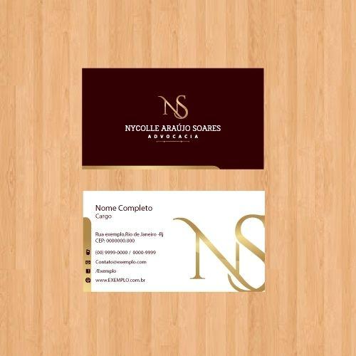 Super modelo cartão visita advogado | Glam design | Pinterest | Logos  UA43