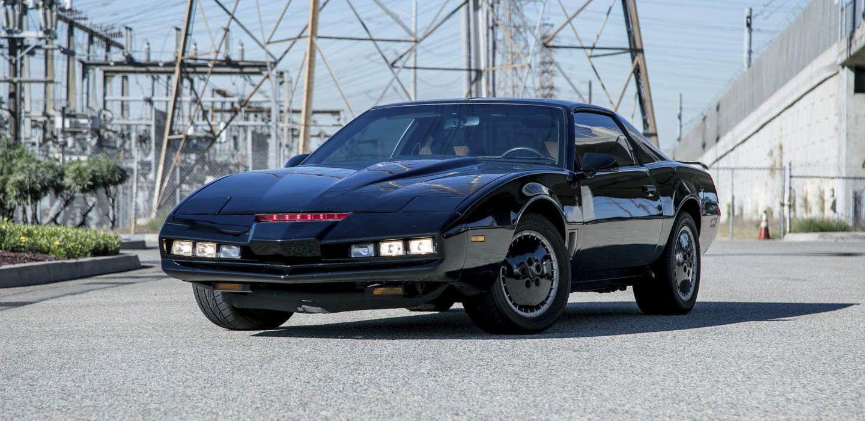 Pontiac Knight Industries 2000 KITT from Knight Rider 1989