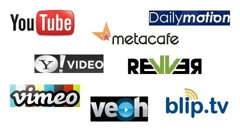 List of High PR Video Sharing Sites | Free video to iMovie