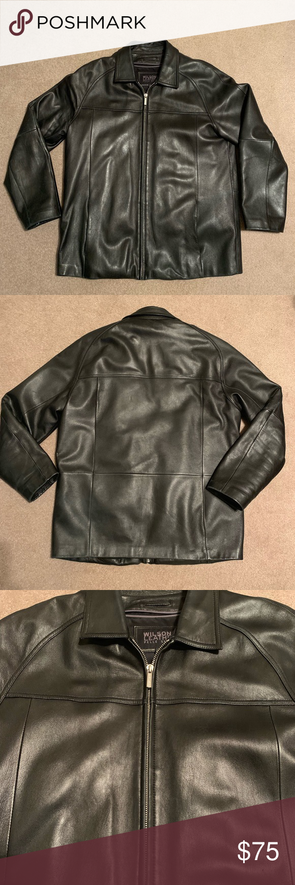 Wilson's leather (With images) Clothes design, Wilsons
