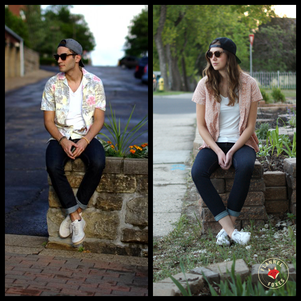 Waiting for Summer // Flannel Foxes Tomboy Blog