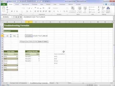 Excel Formulas 10 Formulas That Helped Me Keep My Job ~ The Excel - spreadsheet formulas