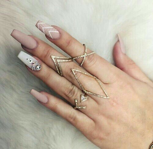 70 Trendy Nail Arts Fashion Ideas Design Color Style
