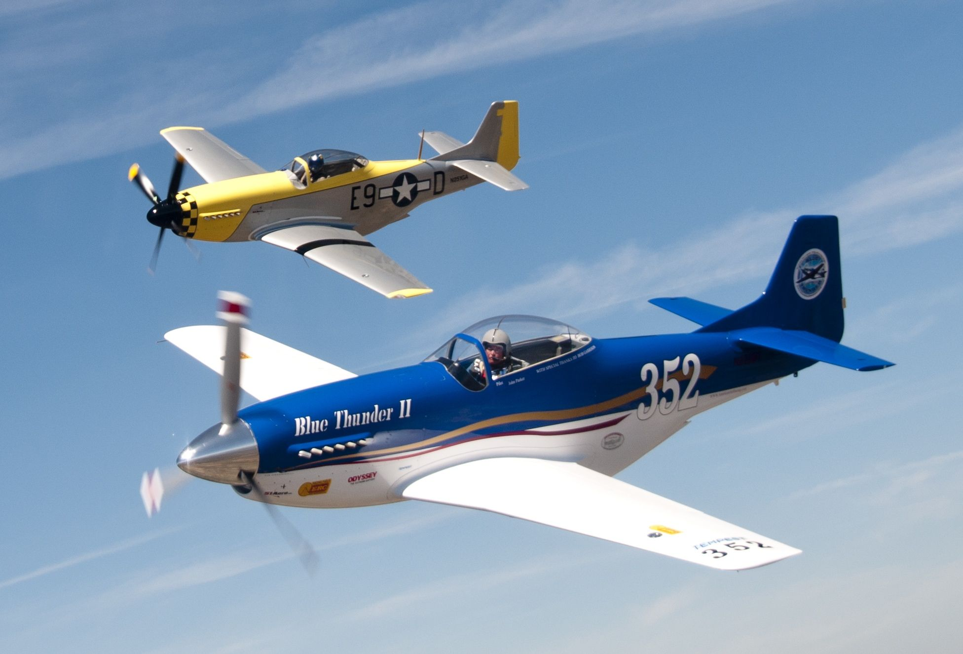 11 thoughts on the golden age of the national air races - American Air Racing